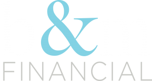 B & M Financial - Logo
