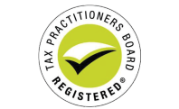 TAX PRACTITIONERS BOARD REGISTERED - Logo